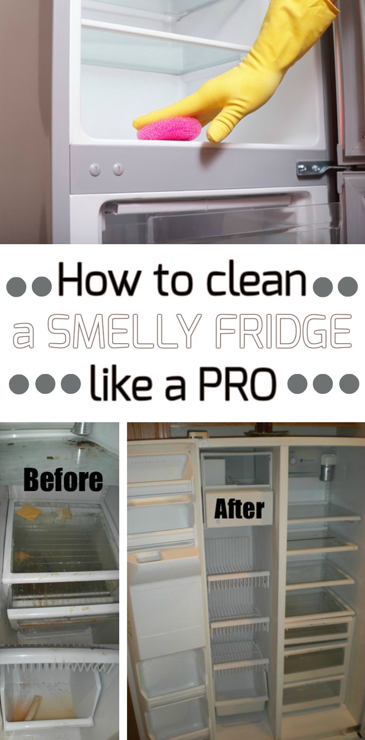 How To Clean A Smelly Fridge Like A Pro Cleaning Ideas Com