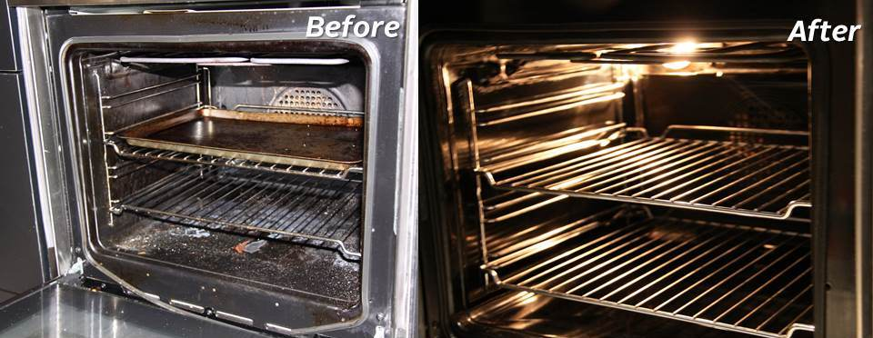 How To Clean Your Oven Without Using Detergents Cleaning