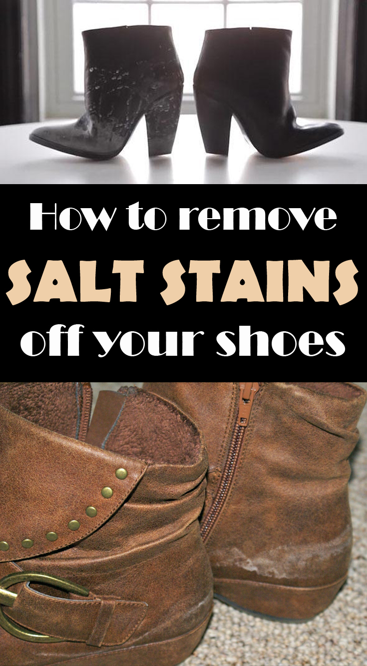 How To Remove Water Stains Off Leather Shoes Reddit