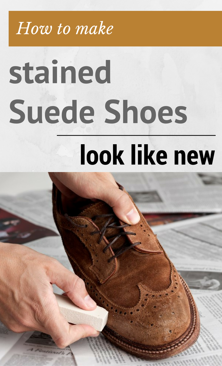 how to get grass stain out of suede shoes style guru