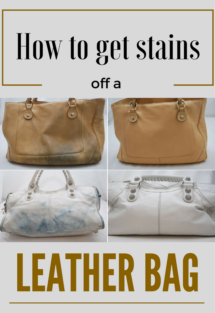 how to get stains off a leather bag cleaning. Black Bedroom Furniture Sets. Home Design Ideas