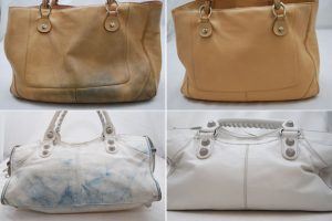 How To Get Stains Off A Leather Bag