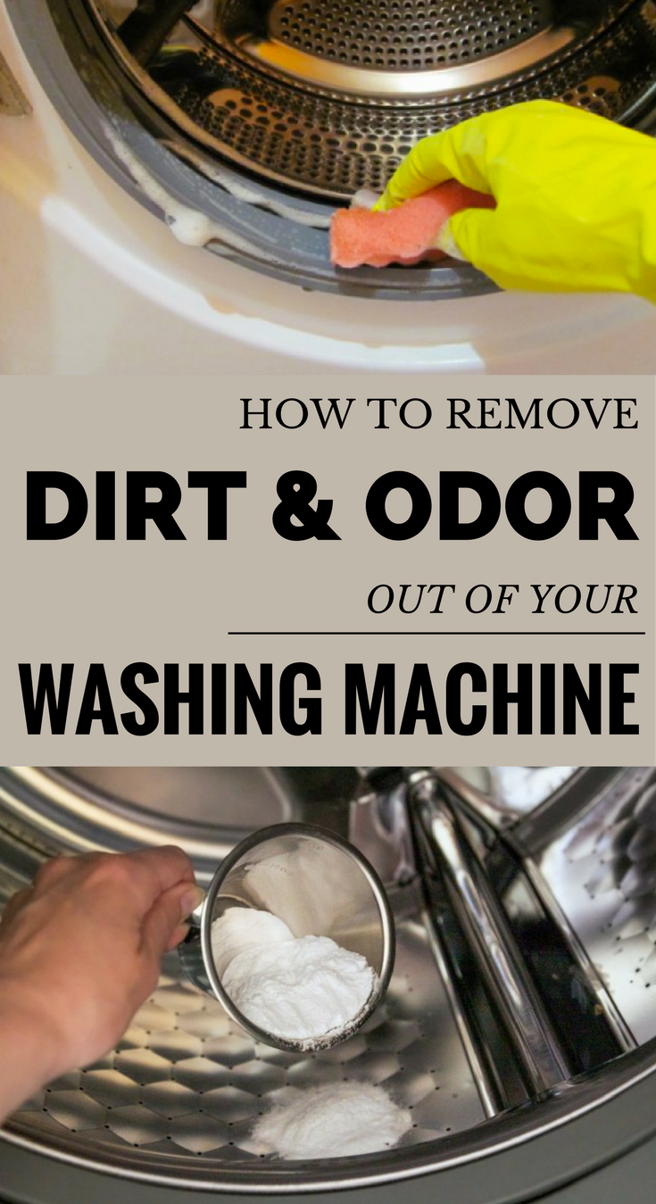 how to remove dirt and odor out of your washing machine cleaning. Black Bedroom Furniture Sets. Home Design Ideas
