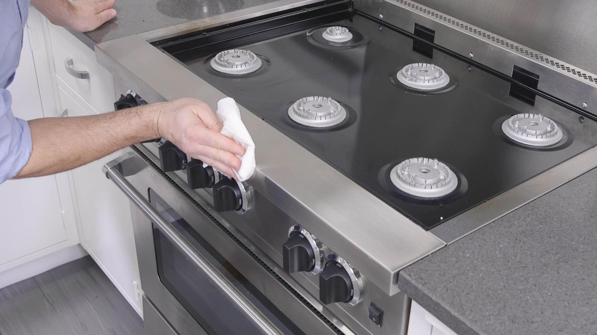 How To Clean And Maintain Stainless Steel Appliances And