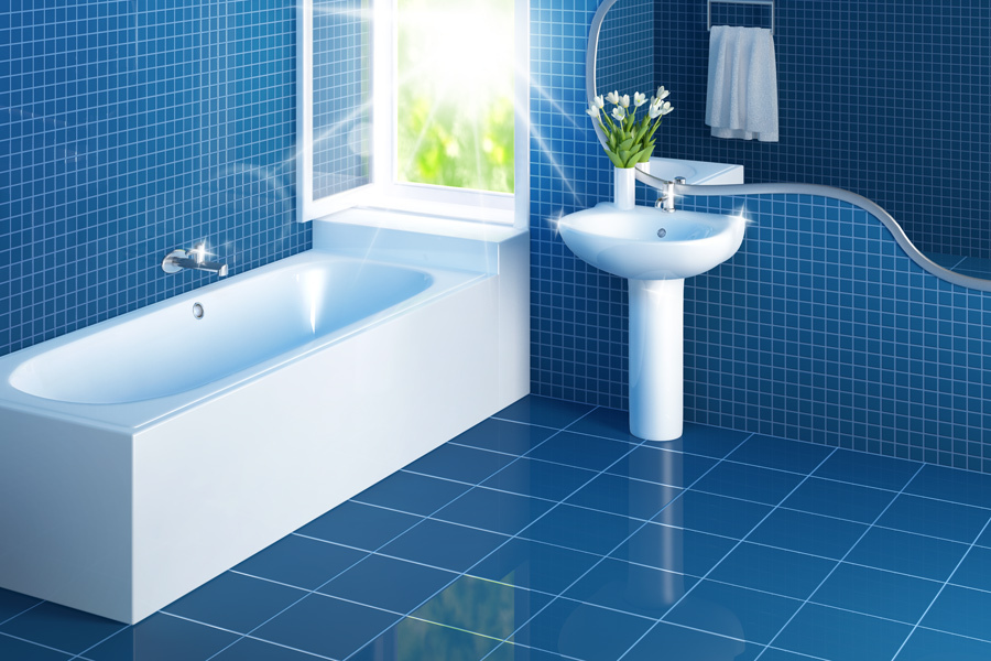 Easy Peasy Way To Clean And Disinfect The Bathtub Without Chemicals    Cleaning Ideas.com