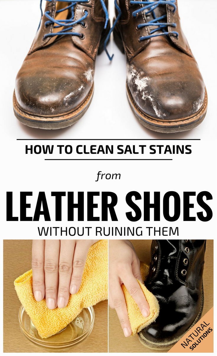 Can You Clean Leather With Water