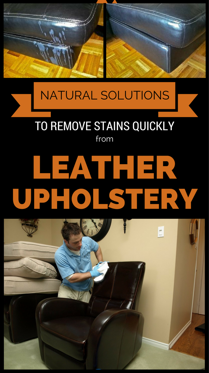 Natural Solutions To Remove Stains Quickly From Leather