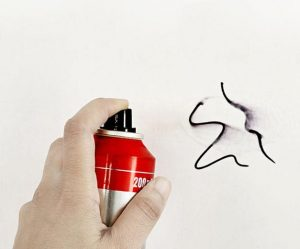 Quick Trick To Remove Ink Stains From Walls In Minutes
