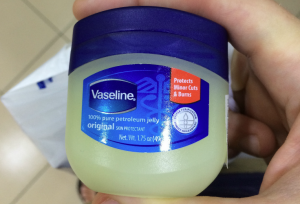 Vaseline – Quick Trick To Fix A Squeaky Door In Minutes