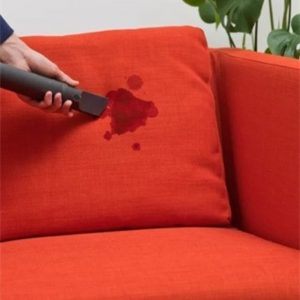 Effective Way To Remove Grease And Dirt Stains From Textile Upholstery