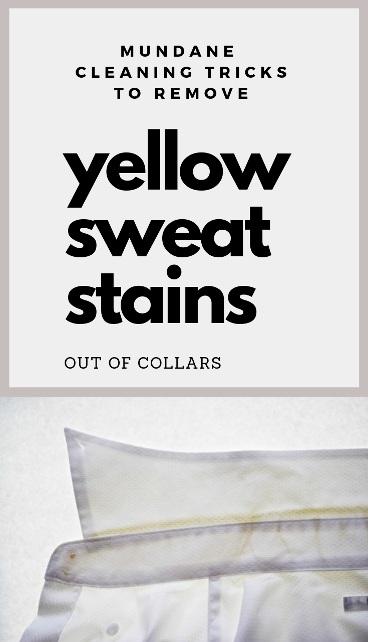 Sweat Stain Remover Spray